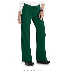 greys anatomy five pocket drawstring pant long